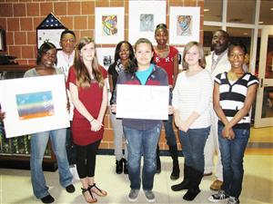 Scholastic Art Gold And Silver Key Winners